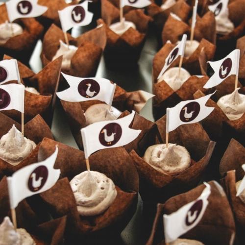 The cupcakes Digital Gaggle