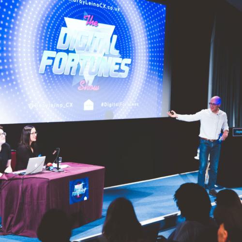 Bray Leino CX present The Great British Digital Fortunes Show