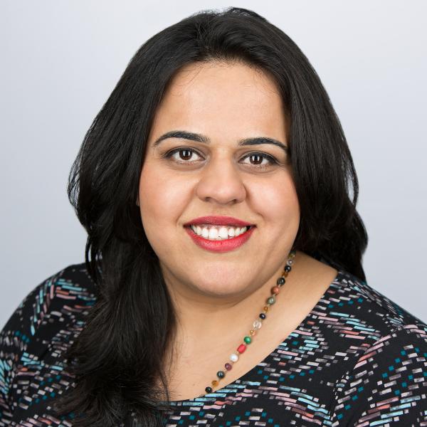 Photo of Purna Virji